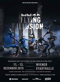 Red Bull Flying Illusion@Wiener Stadthalle