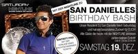 Mit der Night Line zu San D. Birthday Bash !!@Bollwerk Liezen