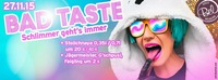 Bad Taste Party@Disco Bel