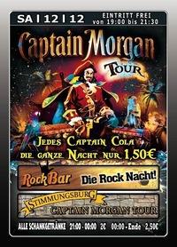 Captain Morgan Tour@Excalibur