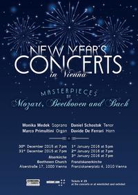 New Year's Concert in Vienna@Alserkirche