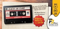 Back in Time - P2 Spritzer & Bacardi Cola um 2€ @ P2-Kemeten@Disco P2