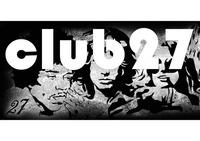 CLUB 27 @Bergwerk@Bergwerk