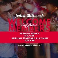 Welcome Members