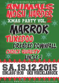 Animals Mosh Harder X-Mas Party Vol. 2