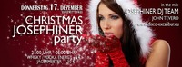 CHRISTMAS JOSEPHINER PARTY@Excalibur