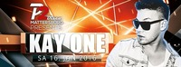 ♛ KAY ONE LIVE on Stage@Disco P2