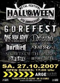 Halloween Metal Festival 2007@ARGEkultur