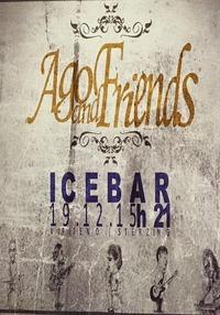 Ago & Friends@ICE BAR