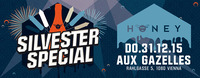 31.12. HONEY - SILVESTER SPECIAL hosted by JUICY CREW@Aux Gazelles