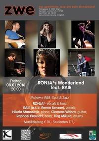 RONJA*s Wonderland feat. RAIE@ZWE