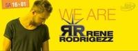 WE ARE -live-  RENE RODRIGEZZ@Lusthouse