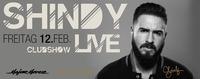 Shindy Live - Clubshow