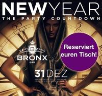 New Years Eve @Bronx@Bronx Bar