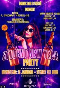 VSSTÖ Student New Year Party @Bronx