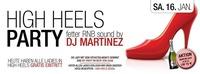 HighHeels-Party by DJ Martinez