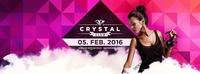 CRYSTAL CLUB with Djane Petty Joy@Crystal Club