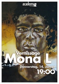 Vernissage: Mona L@academy Cafe-Bar