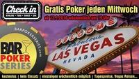 Gratis Poker im Check in jeden Mi@High 5