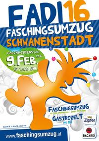 FADI16 - Faschingsumzug Schwanenstadt