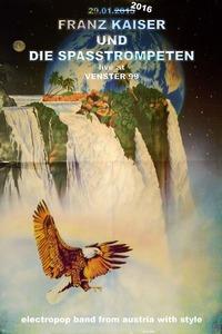 Franz Kaiser und die Spasstrompeten LIVE #LOVE