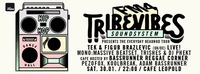 FM4 TRIBE VIBES SOUNDSYSTEM pres. TEK & FIGUB BRAZLEVIČ (UK/DE) LIVE x MONO:MASSIVE x TRISHES x PHEKT x BASSRUNNER x PEZO FOX x @Café Leopold