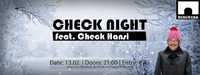 CHECK NIGHT feat. Check Hansi @Bergwerk@Bergwerk