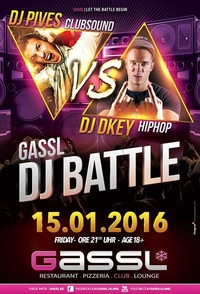 Gassl DJ BATTLE@Gassl