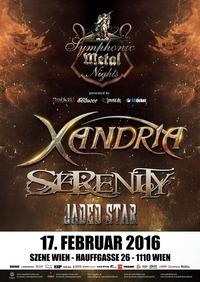 XANDRIA | SERENITY - Symphonic Metal Nights