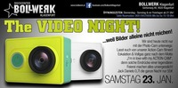 Let's GO PRO – VIDEO NIGHT