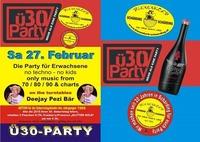 Ü30 - die legendäre Party für Erwachsene@Bienenkorb Schärding