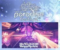 Paradise Winter Festival 2016@Budocenter