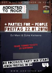 Positive Parties for negative People - 22.1.@U4@U4
