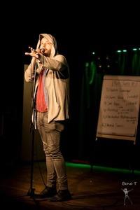 MÜHSLAM - Der Poetry Slam in der Cselley Mühle