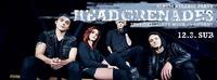 (LIVE) HEADGRENADES ALBUM RELEASE PARTY // SUPPORT: DIRTY WINK / VANDANS@SUB