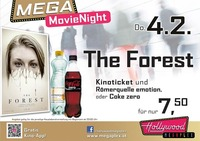 MEGA MovieNight: The Forest@Hollywood Megaplex