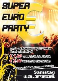 SUPER EURO PARTY@Disco Coco Loco