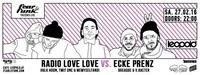 Fear le Funk – Radio Love Love vs. Ecke Prenz@Café Leopold