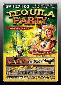 Tequila Party@Excalibur
