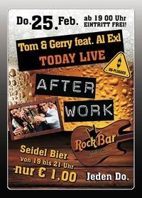 Tom & Gerry feat. Al Exl LIVE!@Excalibur
