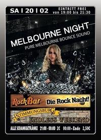 Melbourne Night@Excalibur