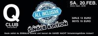ALL INCLUSIVE - Single Edition