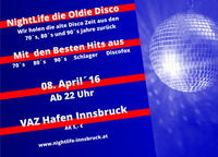 NightLife-Innsbruck die Oldie Disco
