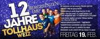 12 Jahre Tollhaus Weiz – Die Bergprinzen Live!@Tollhaus Weiz
