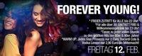 FOREVER YOUNG & LADIES NIGHT mit TAXITÄNZERN!@Mausefalle Graz