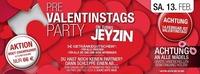 PRE - ValentinstagsParty