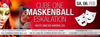 CubeOne-MASKENBALL-Eskalation