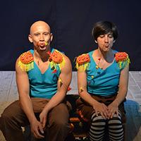 Martha Laschkolnig & Fausto Tenorio | Secret Circus@Bühne im Hof