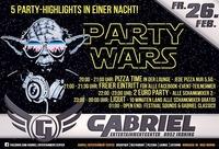 Party Wars - ESKALIEREN ihr müsst@Gabriel Entertainment Center