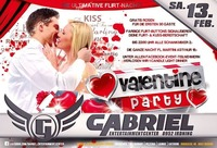 VALENTINE PARTY@Gabriel Entertainment Center